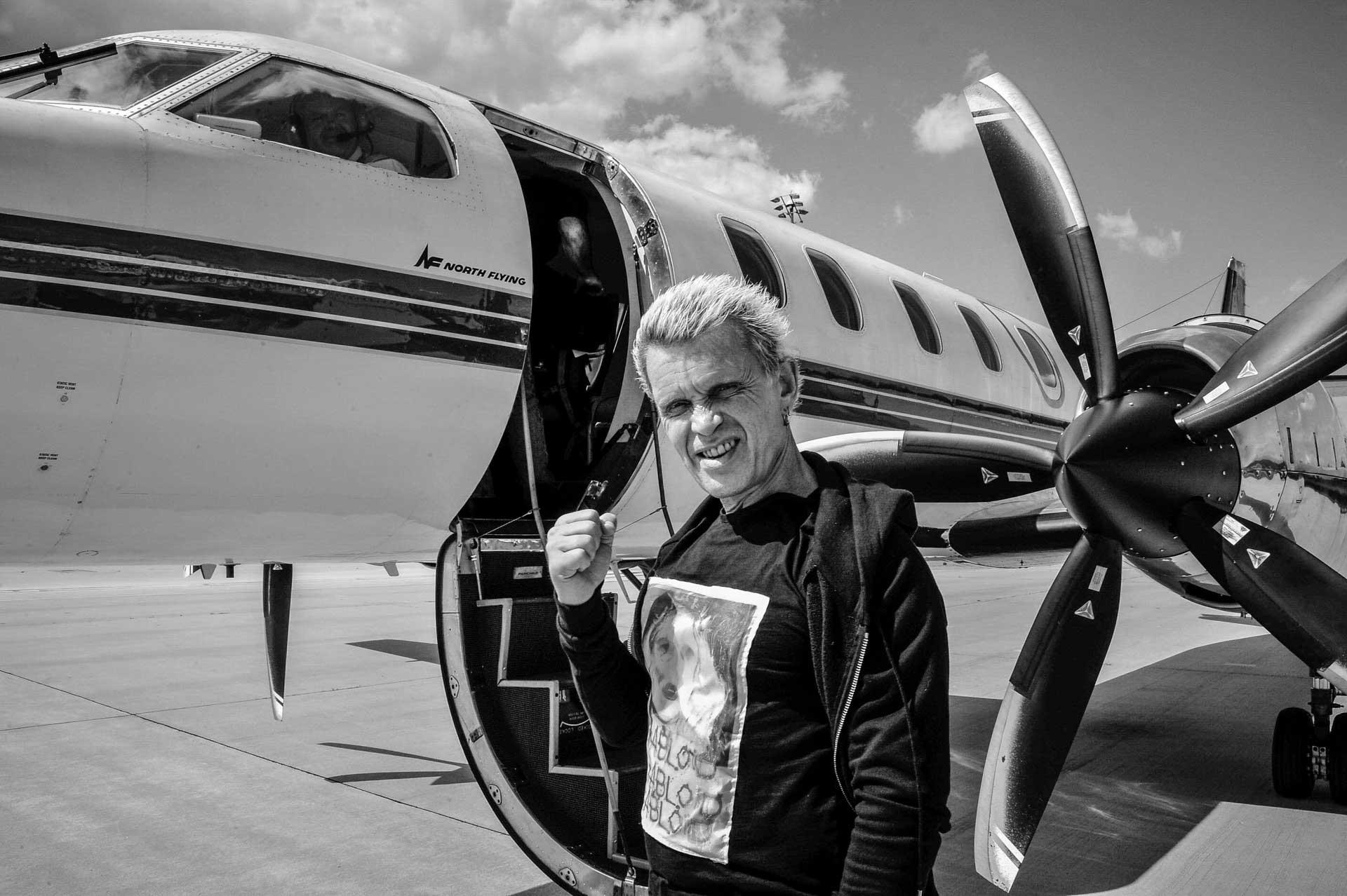 Billy Idol – Sven Hoffmann – Musik Fotograf Berlin (1 von 10)